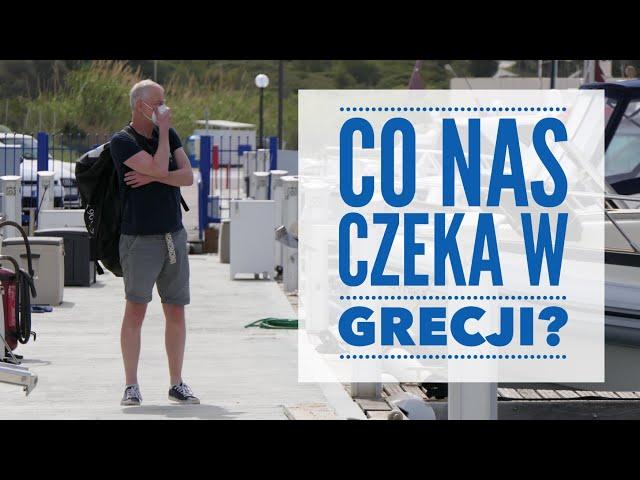 Trudny wyjazd do Grecji. Wiem, że nic nie wiem. Odcinek 38