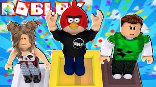 ANGRY BIRD WINNING in ROBLOX FASHION FAMOUS