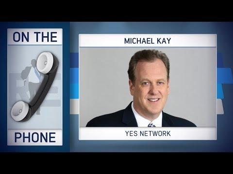 YES Network's Michael Kay Talks OBJ, Le'Veon, James Dolan W/Rich Eisen   Full Interview   3/13/19