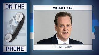 YES Network's Michael Kay Talks OBJ, Le'Veon, James Dolan w/Rich Eisen | Full Interview | 3/13/19