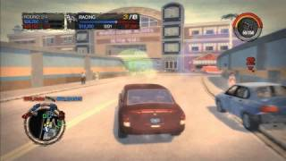 Saints Row 2 Gameplay