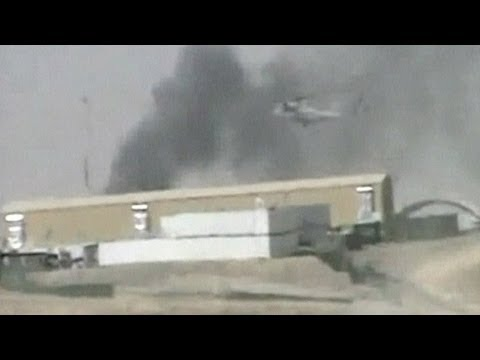 Taliban Attack on NATO Base (Dispatch)