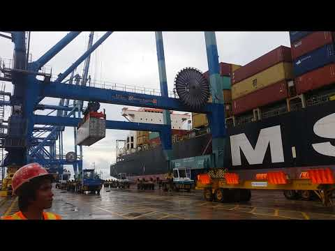 westport portkelang malaysia videography by manjit