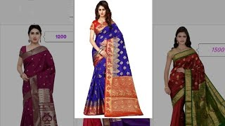 Top 30 designs of paithani with real price beautiful paithani sarees