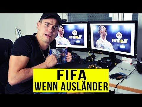 Wenn AUSLÄNDER FIFA spielen ..