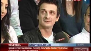 2011 Avrupa SAMPiYONLAR LİGİ SAMPiYONU VAKIFBANK GUNES SIGORTA canlı yayın NTVSPOR 39 da