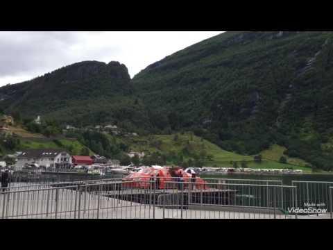 SPITERSTULEN & GEIRANGER FJORD, NORWAY
