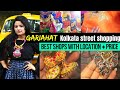 Gariahat Market Kolkata | Best Shops with Prices | Jewelry Sari Kurti Shoes & More