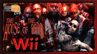 The House of the Dead 2 & 3 Returns Wii Version