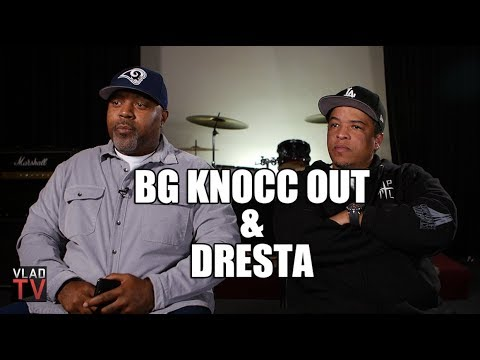 Dresta and BG Knocc Out on Knowing Teens That Made Millions from Crack (Part 1)