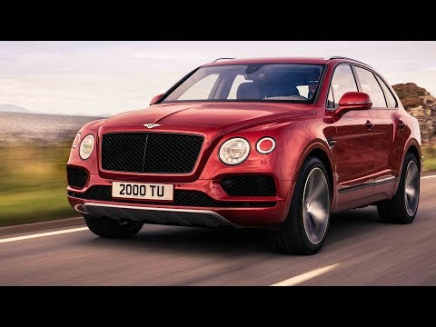 Bentley Bentayga V8 (2018) Powered by Porsche Cayenne Engine