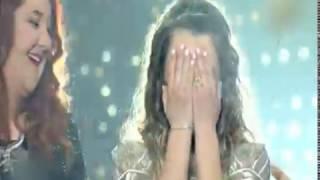 ספיר סבן המנצחת של דה וויס - מאחורי הקלעים של הגמר