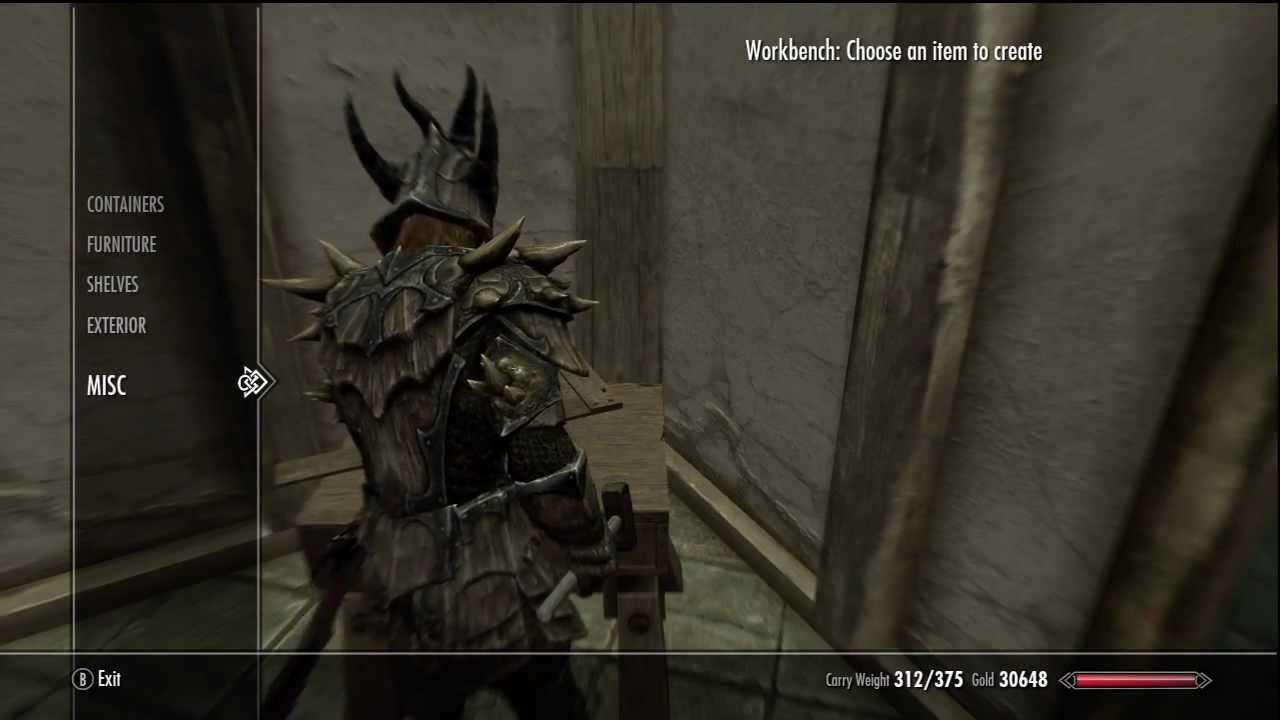 skyrim how to get steward hearthfire