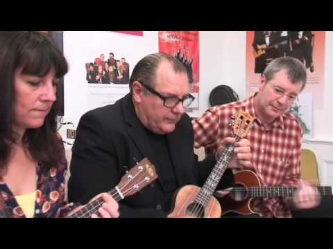ODE TO JOY: All Parts, by The Ukulele Orchestra of Great Britain
