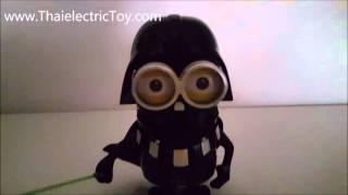 Darth Vader Minions มีไฟ มีเสียง สูง 6 นิ้ว