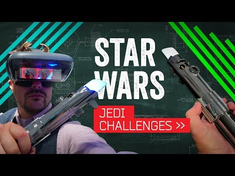Star Wars Jedi Challenges: First Look