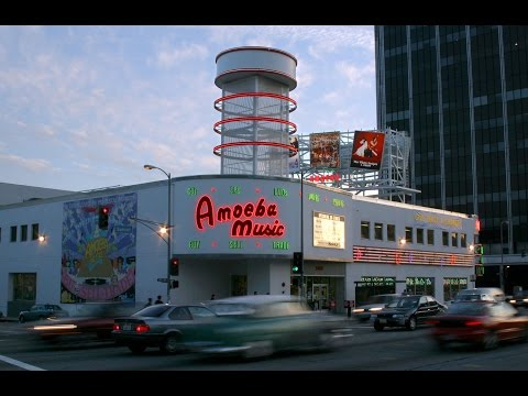 The Vinyl Guide - Amoeba Music, Hollywood California