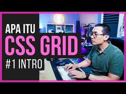 CSS GRID | #1 Apa Itu CSS GRID?