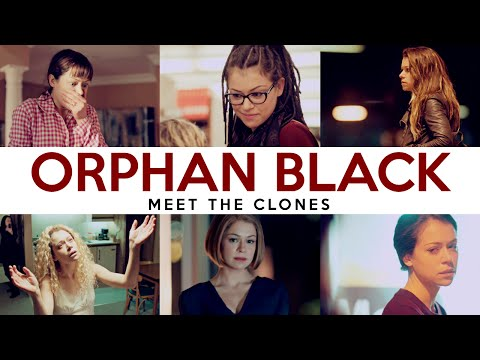 Download Youtube: Orphan Black - Meet The Clones