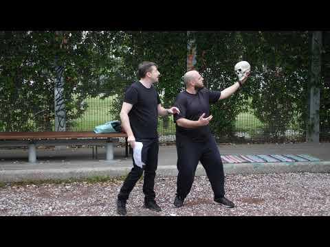 EXOSIS Project ll NOVAN Theatre Group ll 9/5/2019 ~Αναζητώντας τον Hamlet~