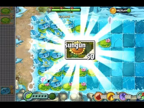 Plants Vs Zombies 2 - Ice Level Fanmade (Download Free)