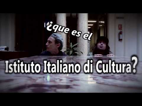 Que es el Istituto Italiano di Cultura?