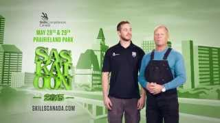 Skills Canada National Competition 2015 Ad