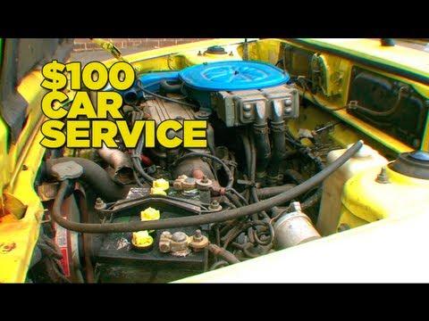 $100 Car Service