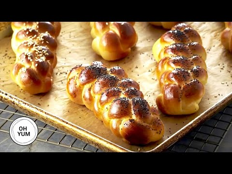The Secret to Making Braided Egg Buns