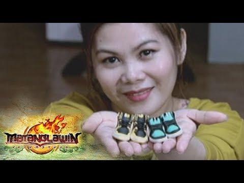 Matanglawin: Mini Sneakers by Yux