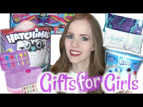 GIFTS FOR GIRLS! | What I Got My 7 Year Old for Christmas!