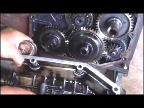 Hướng dẫn sử dụng động cơ diesel D16 _phần 4 :Bộ điều tốc.