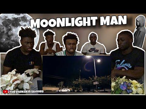 THE MOONLIGHT MAN -Short Horror Film  REACTION