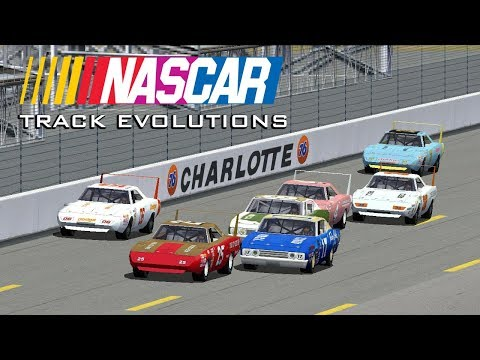 NR2003 - NASCAR Track Evolutions (Charlotte)