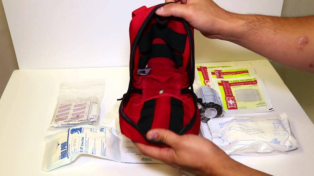 Elite First Aid Tactical Trauma Kit #1