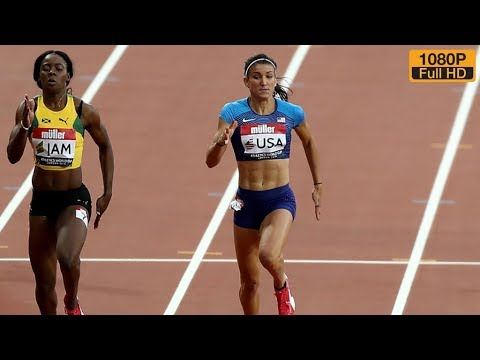 Women's 200m At Athletics World Cup 2018