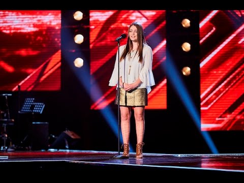Amalia's performance of Kelly Clarkson's 'Piece By Piece' - The X Factor Australia 2016