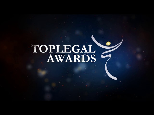 TopLegal Awards 2018