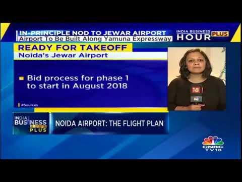 Noida's Jewar Airport to be Built Along Yamuna Expressway | CNBC TV18