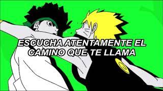 U Can Do It | Naruto Shippuden Ending 15 | Traducido Al Español