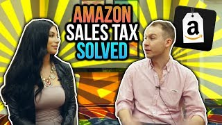 Amazon FBA Taxes For International Sellers 💸Sales Tax Clarification 🙌