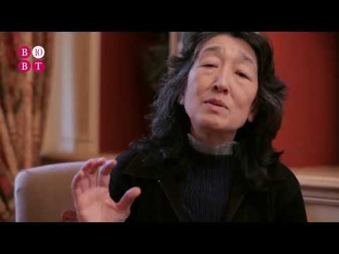'Is Talent Enough?' Mitsuko Uchida starts the debate