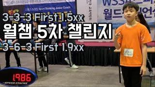 월챔 5차 챌린지 (Summary of the 5th World Championship Challenge)