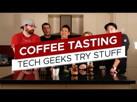 Taste Test: Coffee In Australia   TGTS S3E2