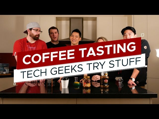 Taste Test: Coffee in Australia | TGTS S3E2