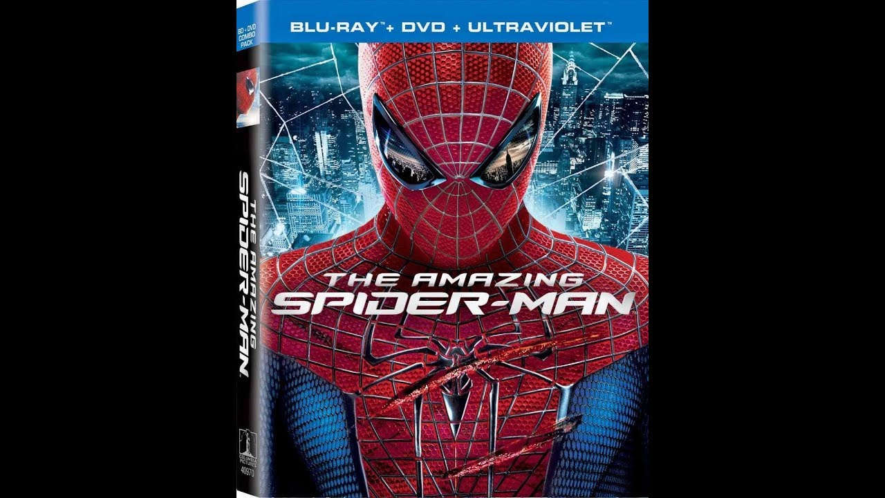Opening To The Amazing Spider Man 2012 Blu Ray Disc 2 Youtube
