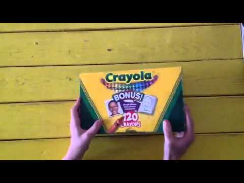 Magic Trick with Crayons