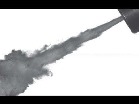 Cavitation of a submerged jet