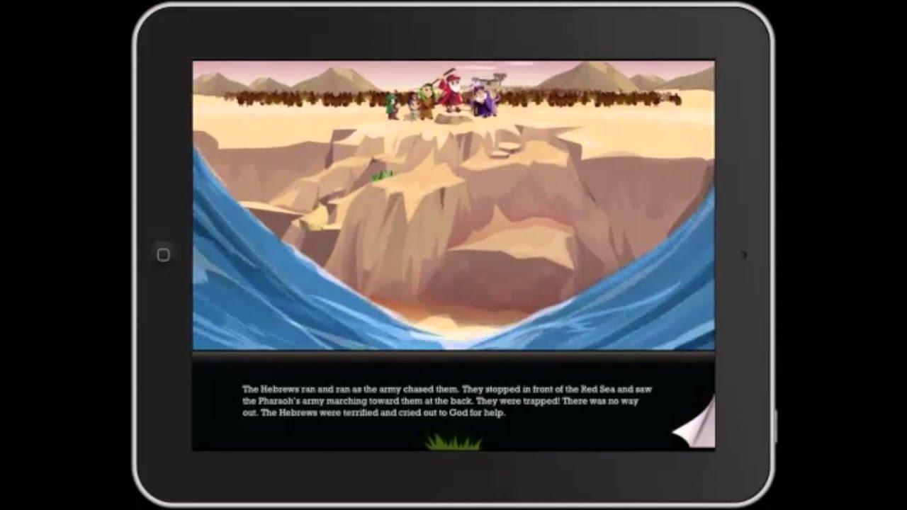 jgospel interactive book app