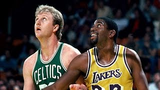 Larry Bird (29 pts, 21 rebs) vs Lakers 1984 Finals, Game 4 (BEST QUALITY)